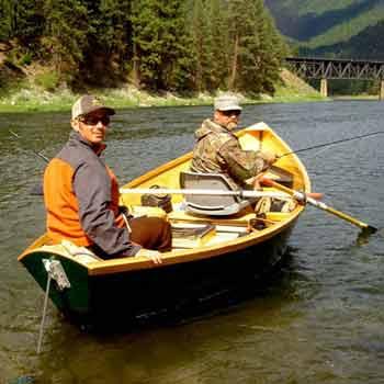 Clark Fork Drifter Plans