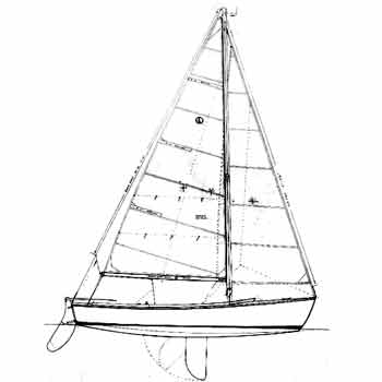 18' Cruising Sloop