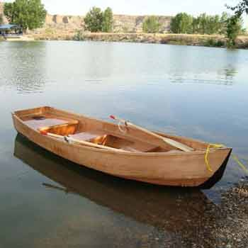Freight Canoe