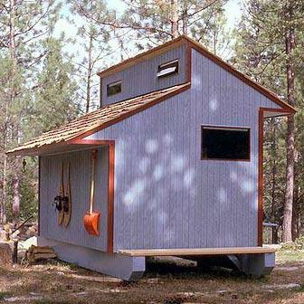 Grand Cabin Plans