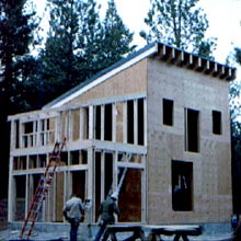 Plywood Cabin Plans