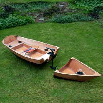 Rock Creek Drift Boat Plans