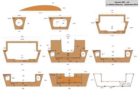 Venezia 525 Cabin