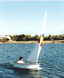 Dixi Dinghy Plans