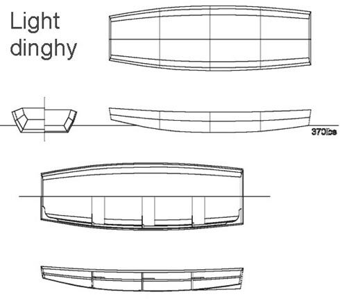 Light Dinghy