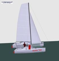 Sardine Twin 5.5 Plans
