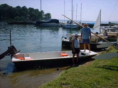Jonsboat Plans
