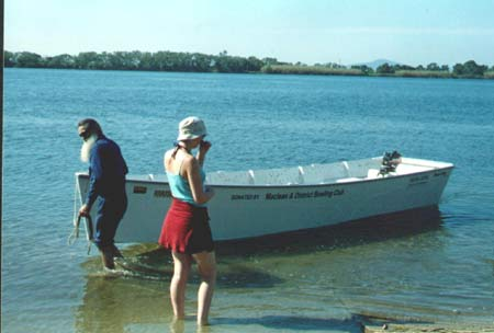 Clarence River Dory Plans