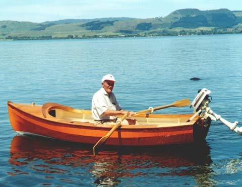 Daniel's Boat Plans