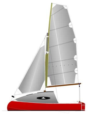 New ECO 55 Sail Plans