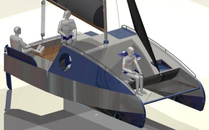 Bernd Kohler's Multihull Plans for Amateur Builders