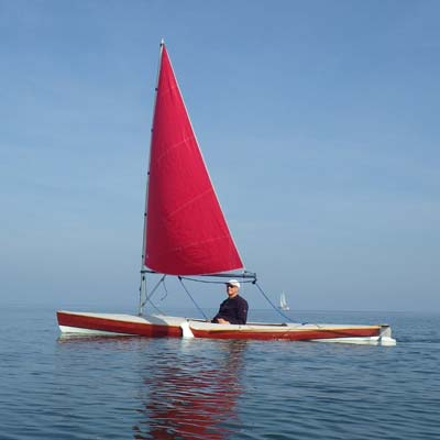 Artemis Sailing Canoe