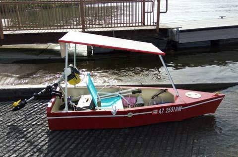 Aqua Sport Cruiser Plans