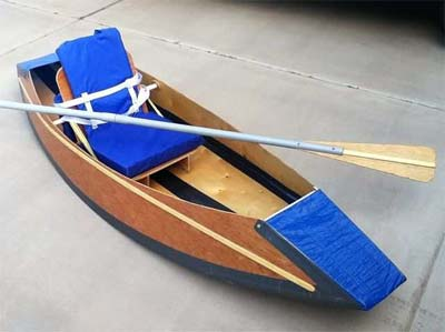 Fold-up Kayak
