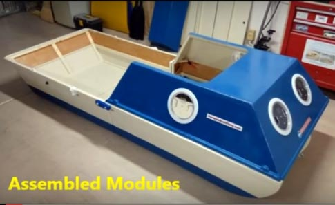 Micro Camper Cruiser Plans
