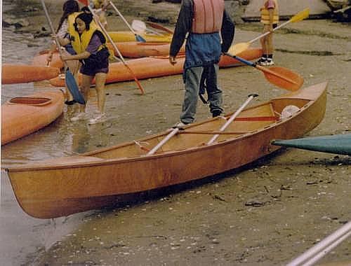 Eureka Canoe