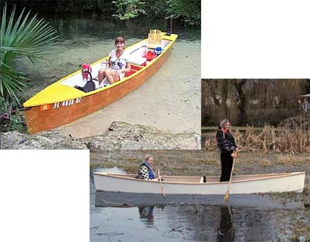Quick Canoe Combo Plans