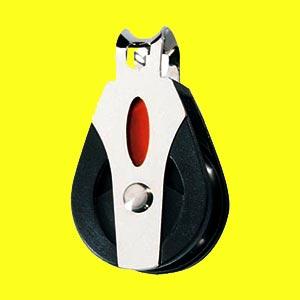 """5/16"""" (8mm) Ronstan Single, loop head, Ball Bearing Block"""