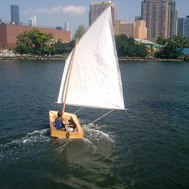 RSS OzGoose/OzRacer Sail