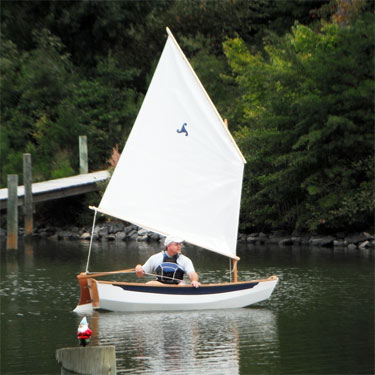 RSS Canoe Sail