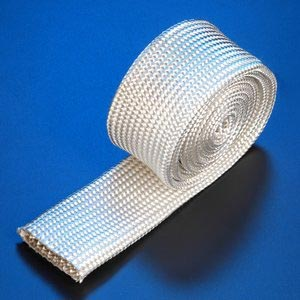 Braided Biaxial Fiberglass Sleeving