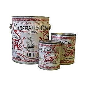 Marshall's Cove Brand Marine Paints
