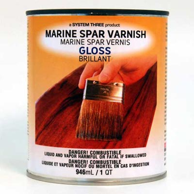 System 3 Marine Spar Varnish