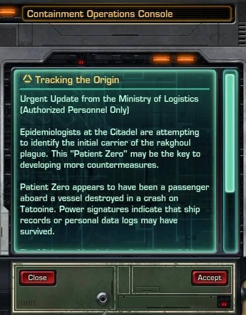 Tracking the Origin Quest Walkthrough - Dulfy