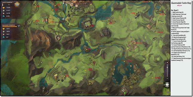 queensdaletasksmap