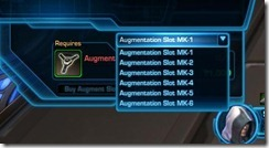 augmentselect