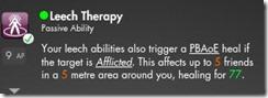 leechtherapy