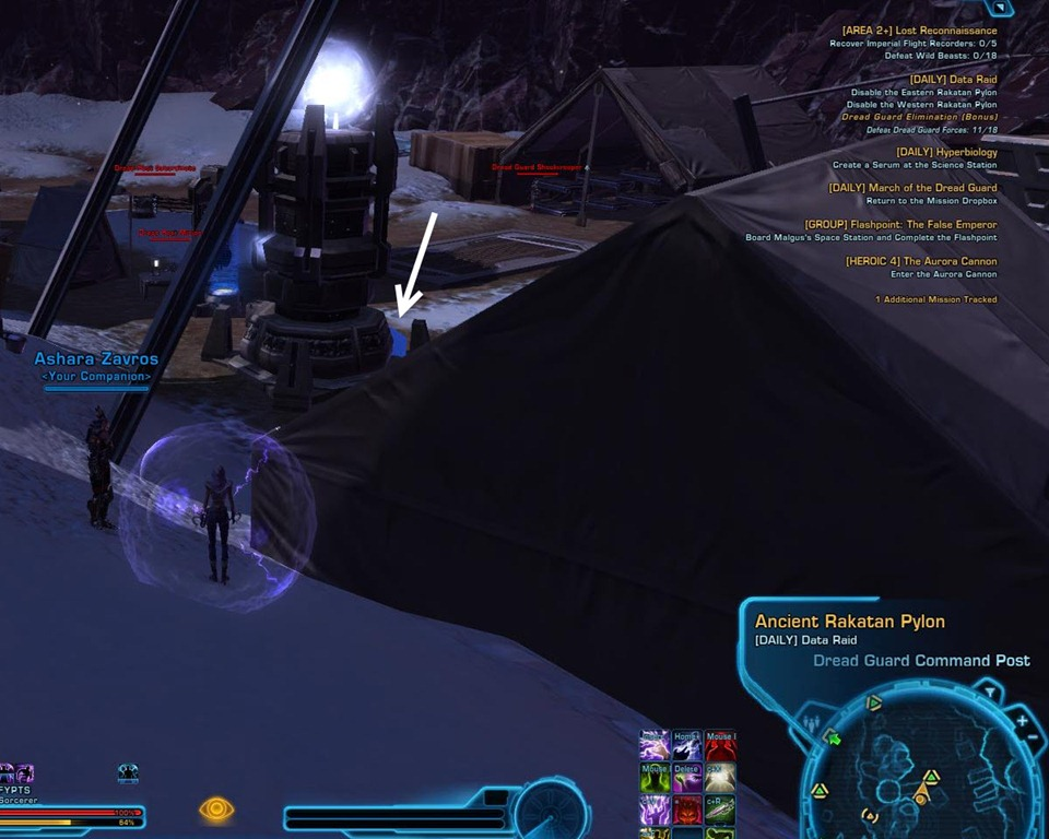 SWTOR patch 1 5 Section X dailies guide - Dulfy