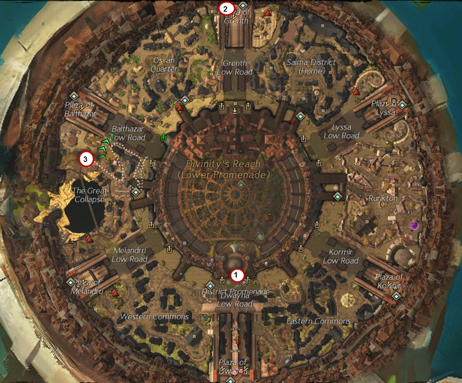 gw2 conservation of magic guide
