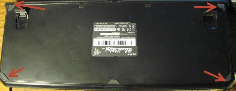 Razer Blackwidow Ultimate 2013 Keyboard Review Dulfy