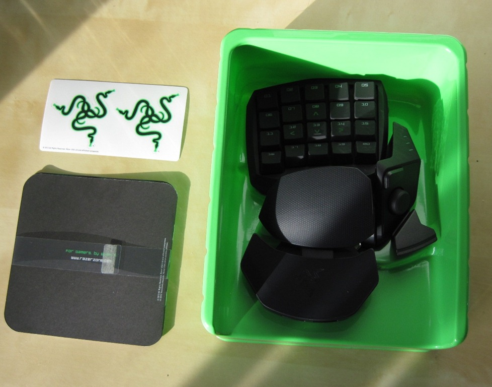 Razer Orbweaver Gaming Keypad review - Dulfy
