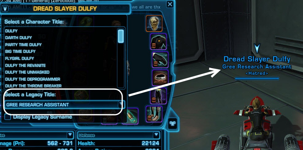 SWTOR titles guide - Dulfy