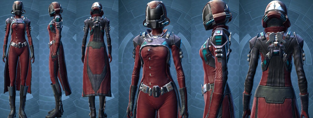 Swtor Kell Dragon Armor And Weapon Models Mmo Guides Walkthroughs And News Dragon knight armor is a lore friendly, stand alone, heavy set for both genders and all races. swtor kell dragon armor and weapon