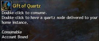 Bazaar of the Four Winds achievement guide - Dulfy Quartz Crystal Gw2