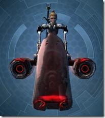 swtor-aratech-red-spirit-speeder-supreme-mogul's-contraband-pack