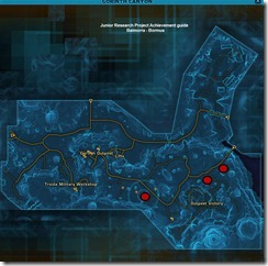 swtor-balmorra-bormu-junior-research-project-relics-of-the-gree-achievement-guide