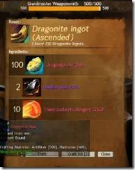 gw2-ascended-crafting-dragonite-ingot