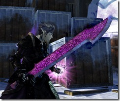 GW2 Champion weapon skins - Dulfy