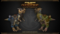 SWTOR_Elite_TaunTaunMounts