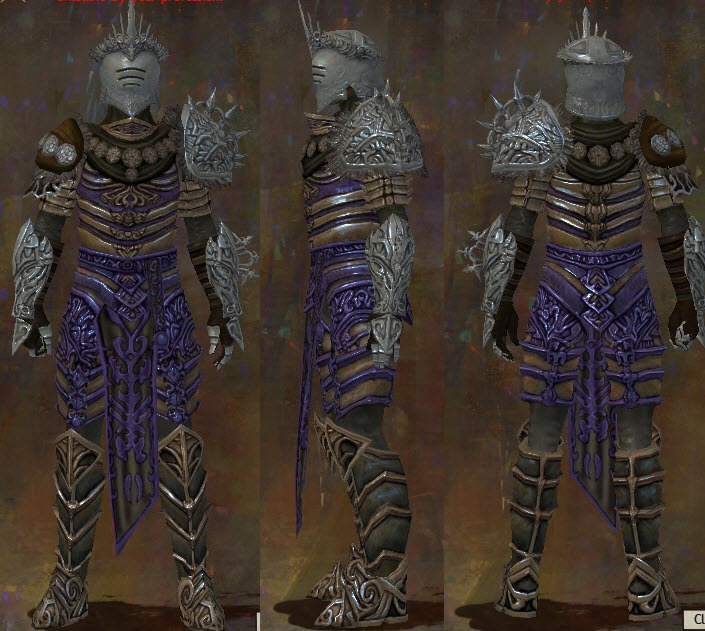 GW2 Ascended armor gallery - Dulfy