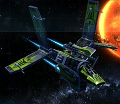 swtor-daring-imperial-gunship-yellow-green-dark-green-color-module