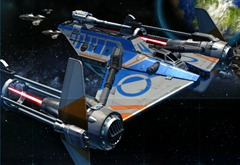 swtor-daring-republic-gunship-paint-job-orange-blue-color-module-inverted