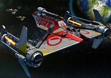 swtor-daring-republic-gunship-paint-job-red-yellow-color-module
