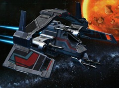 swtor-valiant-imperial-strike-fighter-paint-job-grey-dark-red-color-module-quell-inverted