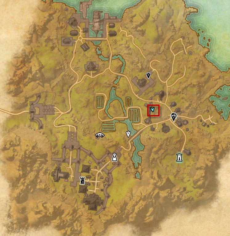 ESO Bleakrock Isle And Bal Foyen Skyshards Guide