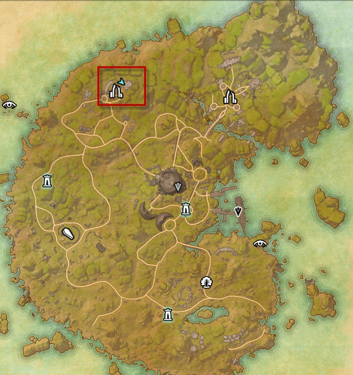 Stros m kai chest locations